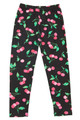 Wholesale - Buttery Soft Pink Cherry Kids Leggings