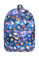 Wholesale - Galaxy Kitty Cats and Treats Graphic Print Backpack