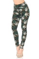 Wholesale - Buttery Soft High Waisted Candyland Paisley Leggings