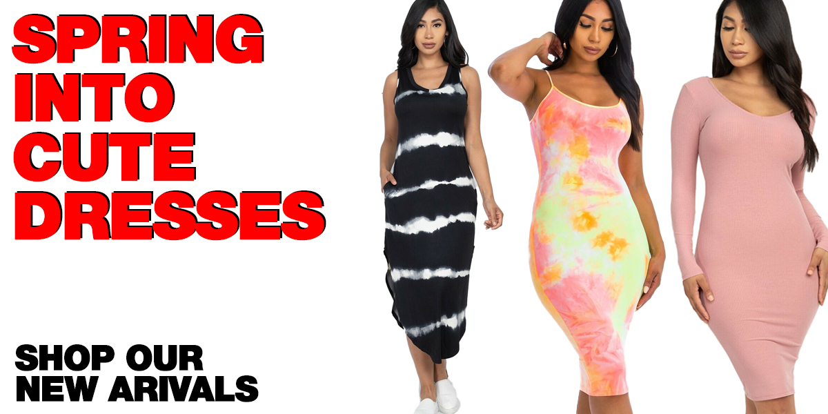 Shop New Arrivals at the Wholesale Women's Fashion Superstore