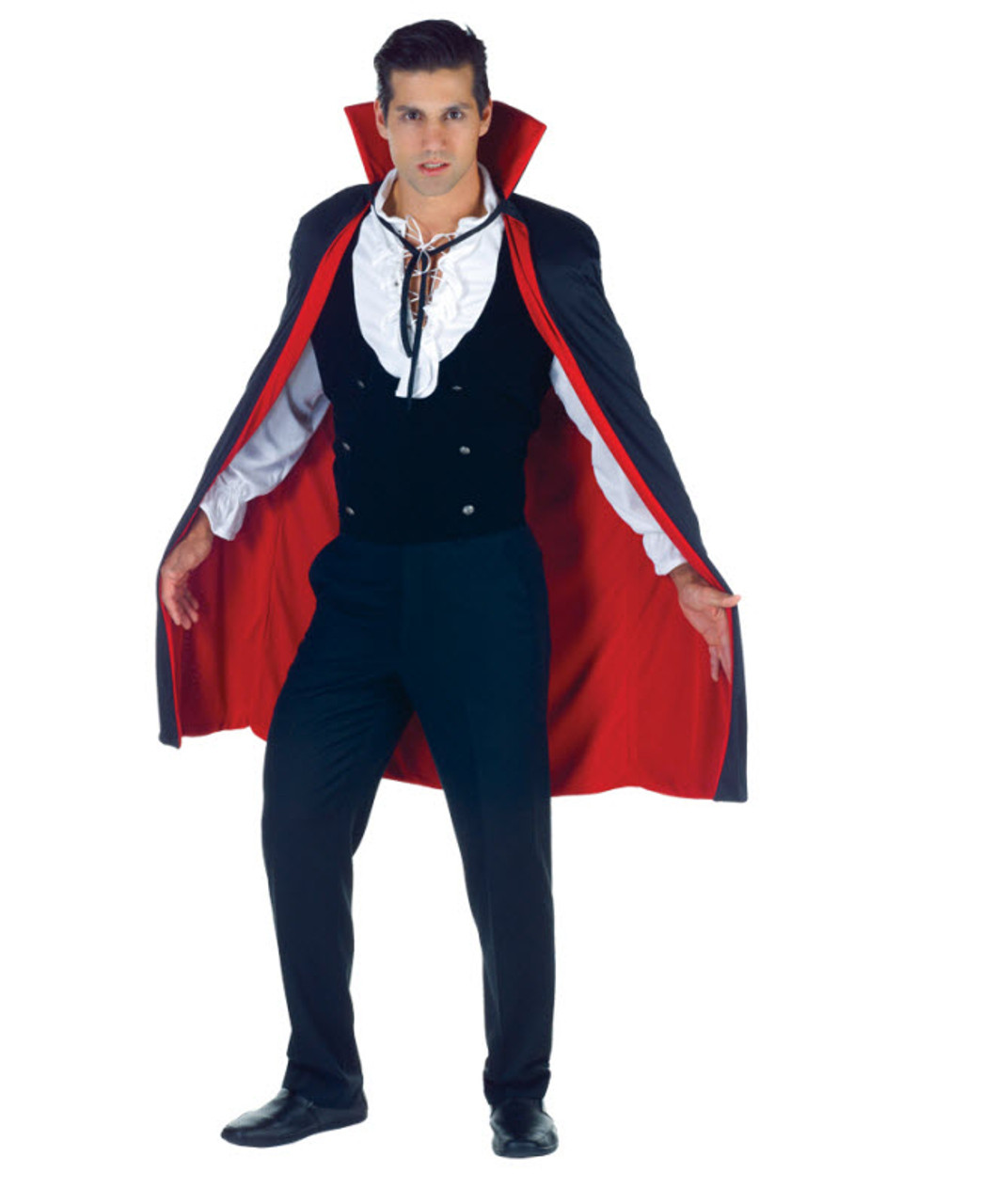 Adult Dracula Cape - Halloween Express 6ccad36733fbe