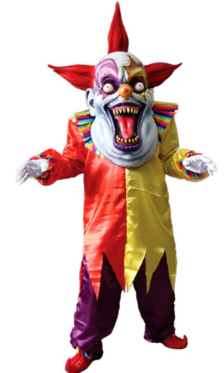 Halloween Clown.Men S Evil Clown Costume Ta110