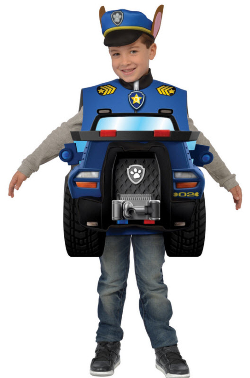 PAW Patrol Chase Deluxe Boy s Costume - Halloween Express f2fd8ab476a1