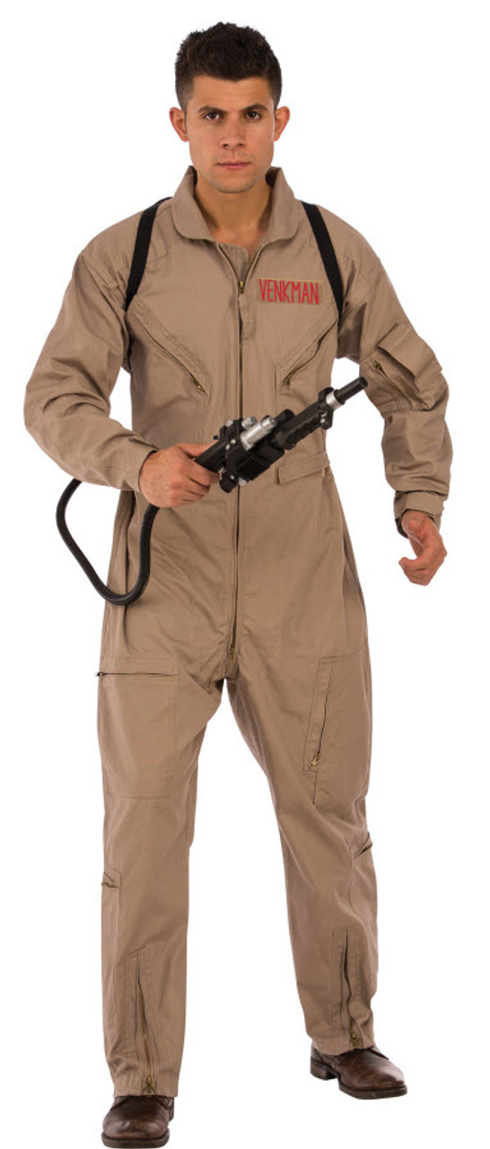Grand Heritage Ghostbusters Costume Halloween Express