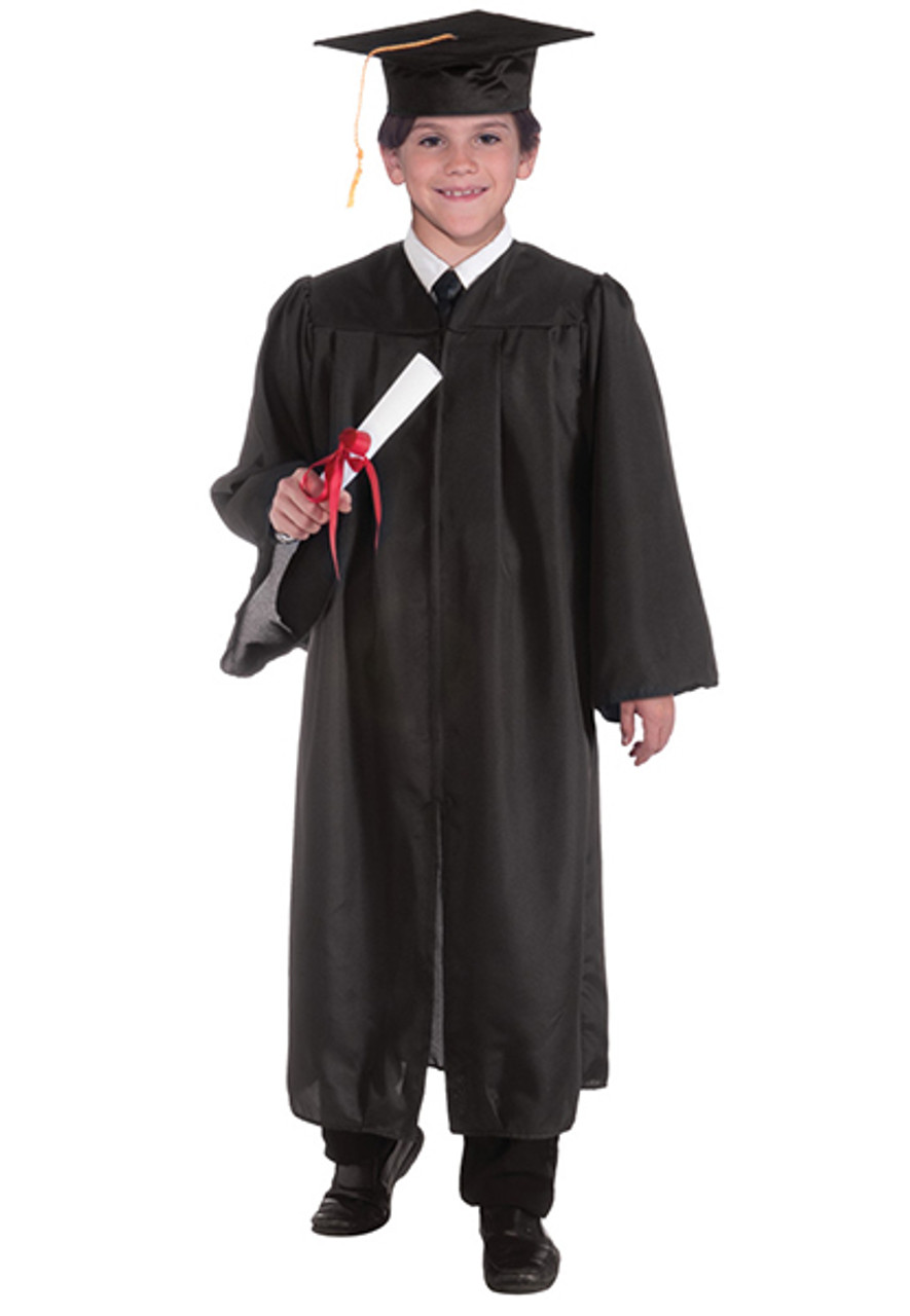 Forum Graduation Costume Robe Adult Costume Standard Red
