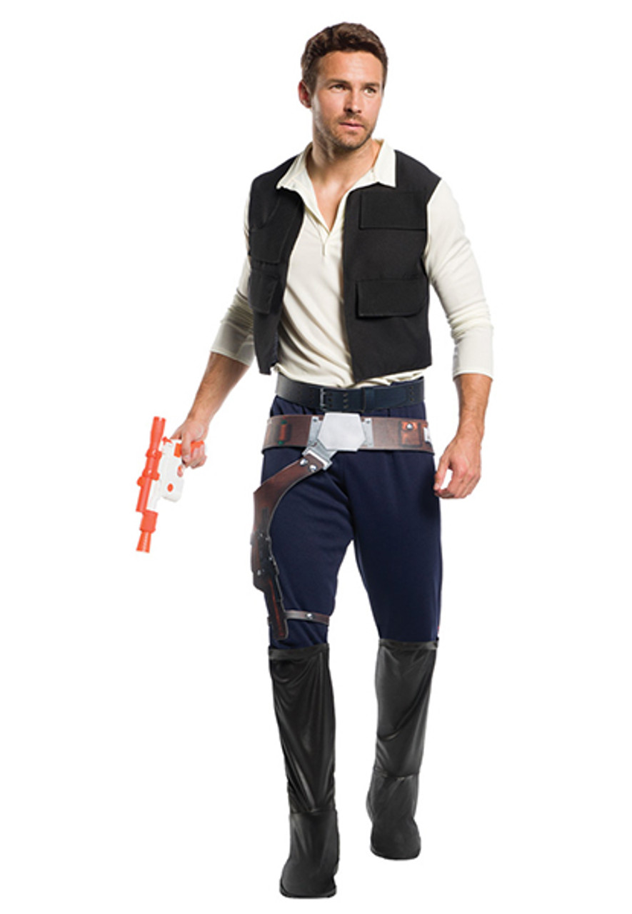 Toddler Han Solo Star Wars Story Costume