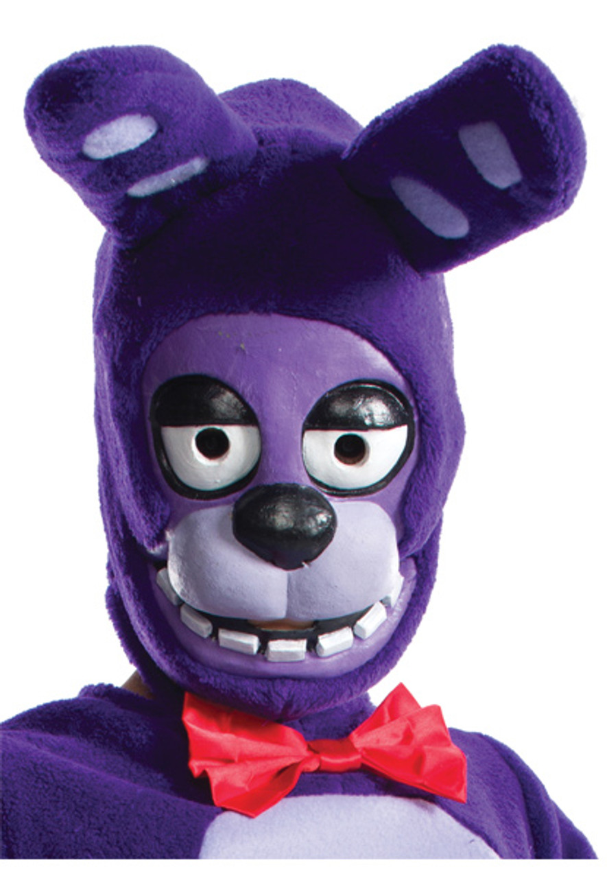 Five Nights At Freddy's Bonnie Animated five nights at freddy's bonnie mask