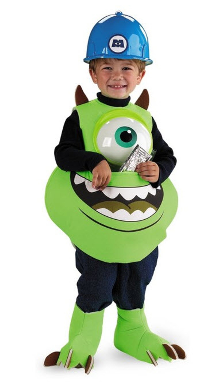 Mike the Monster Child Costume