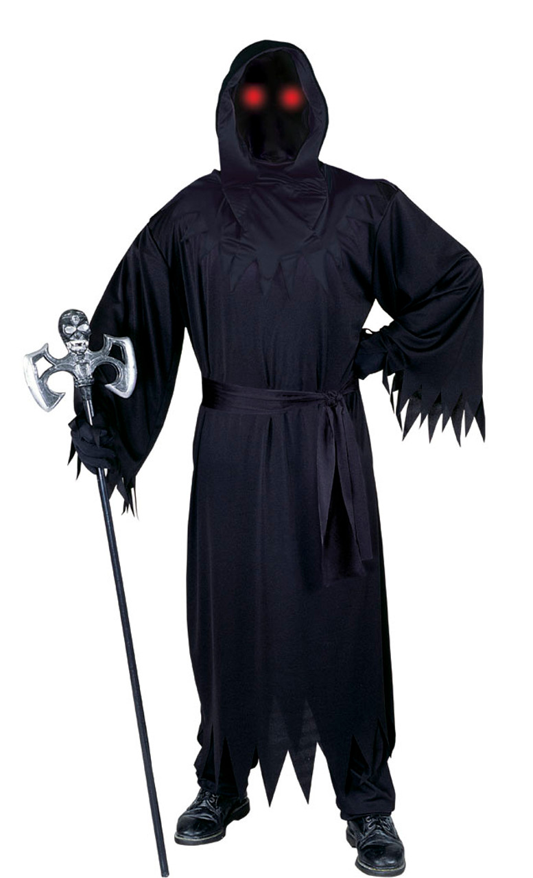 Men's Fade In and Out Unknown Phantom Costume