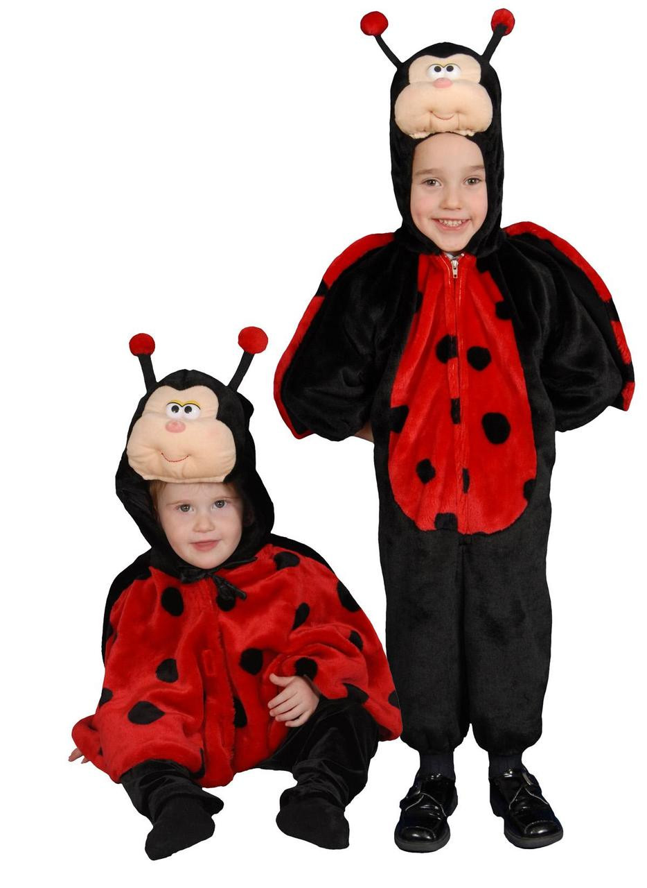 53eac5f32 Cute Little Ladybug Toddler/Child Costume - Halloween Express