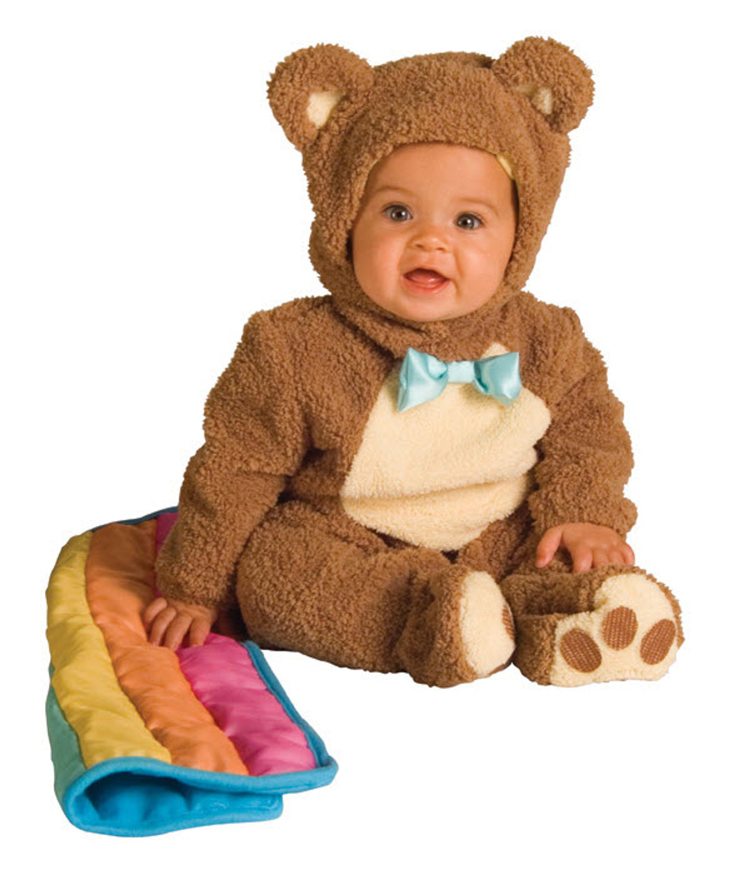 Mischievous Monkey Infant Toddler Baby Costume Animal Safari Halloween Party