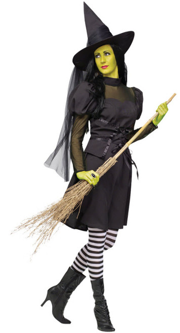 Witch Halloween Costumes for Adults