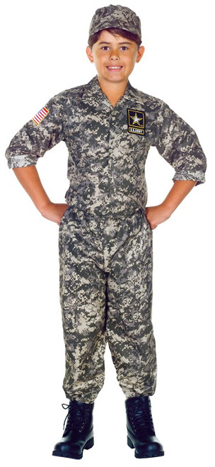 09bfba42335ec Military and Law Enforcement Halloween Costumes for Kids