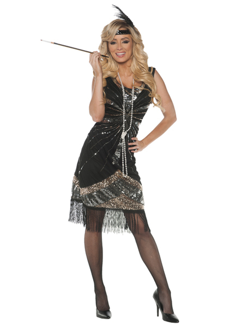 e493ff63748 Flapper and Gangster Costumes for Women