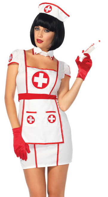 Sexy Doctor And Nurse Costumes-5043