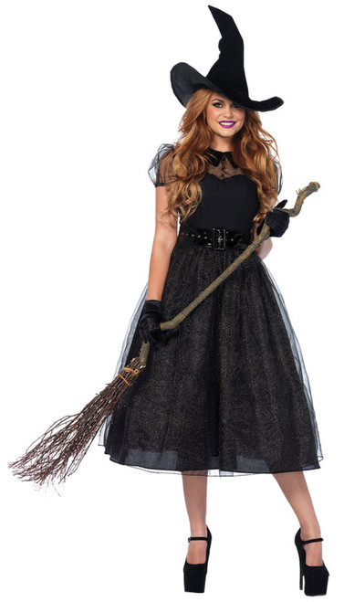 19101f324 Witch Halloween Costumes for Adults