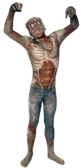 Men's Zombie Morphsuit MH05575