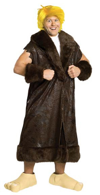 Mens Barney Rubble Costume Ru17470 Halloween Express
