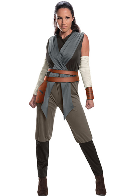Star Wars Halloween Costumes.Women S Star Wars Rey Costume Ru820694