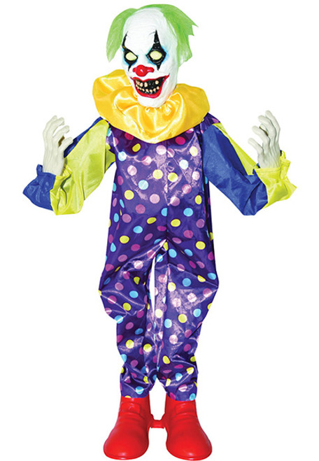 Huge Selection Of Clowns And Killer Clown Decorations