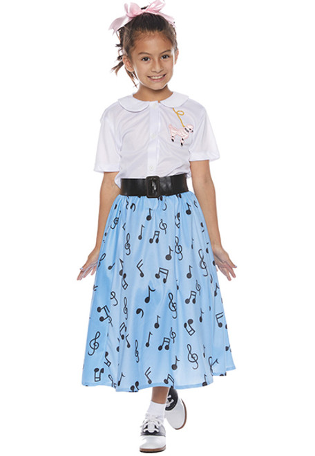 56529cbaa1 40's and 50's Costumes for Kids