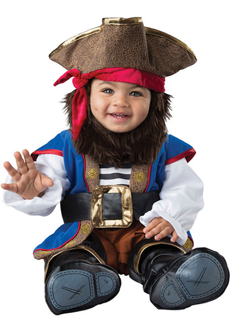 Toddler Lil Swashbuckler Costume