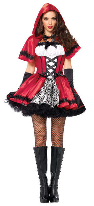 Little Red Riding Hood Costumes For Adults Teens Kids And Infants