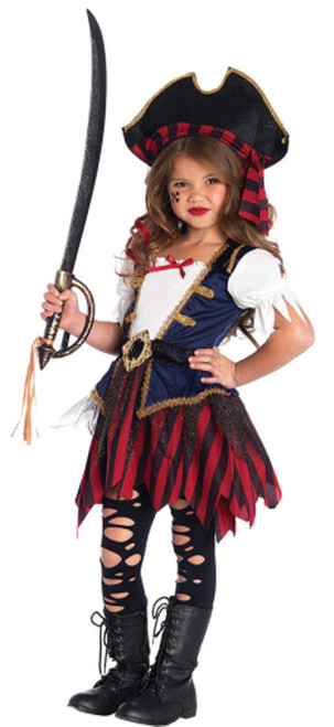Pirate Halloween Costumes for Infants, Toddlers, Boy's and