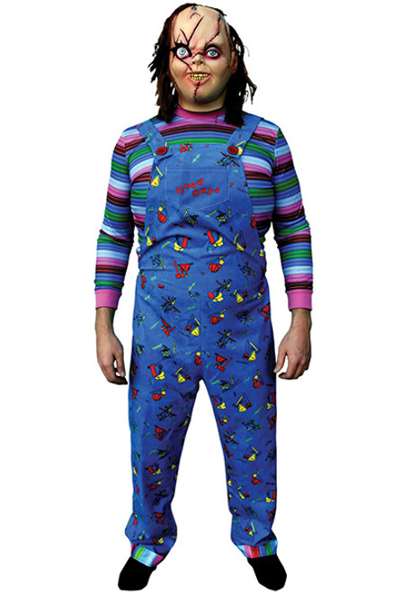 Adult Chucky Child's Play 2 Costume
