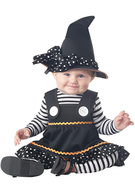 Infant Crafty Lil Witch Costume