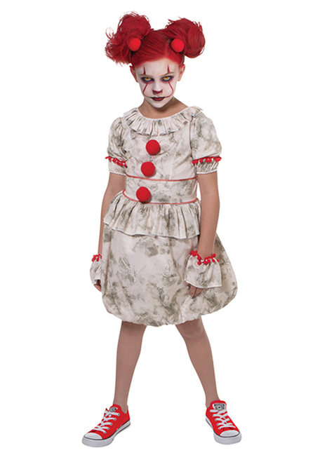 Clown Halloween Costumes For Girls.Clown Costumes For Girls