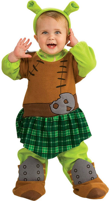 Shrek Costumes For Infants Kids And Adults