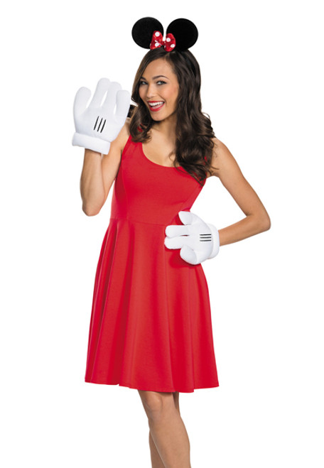 78fe1059035 Minnie Mouse Ears And Gloves - Halloween Express