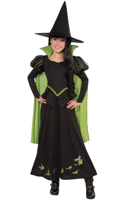 Girl s Wizard Of Oz - Wicked Witch Costume f754d7e4e0