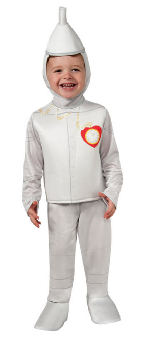 b072b351c945c Toddler s Wizard of OZ Tin Man Costume