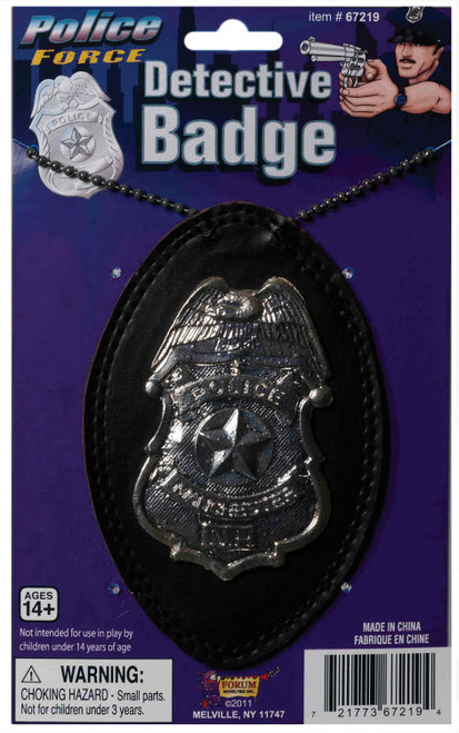 Handcuffs - Badge - Whistle - Police Hat -