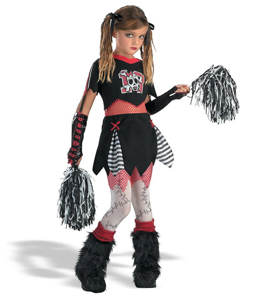 Zombie Gymnast Halloween Costume.Zombie Costumes For Kids And Teens