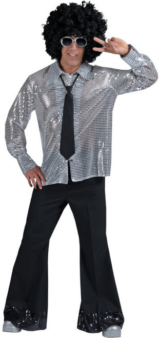 Disco And Rock God Costumes For Men