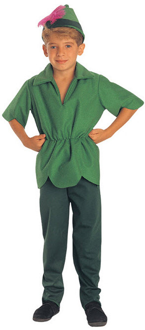 5d5849a3c Peter Pan, Tinkerbell and Captain Hook Costumes and Accessories