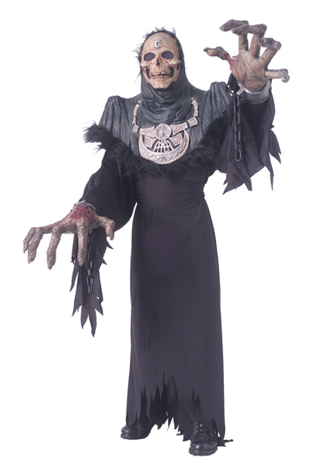 Adult Grand Reaper Creature Reacher Costume