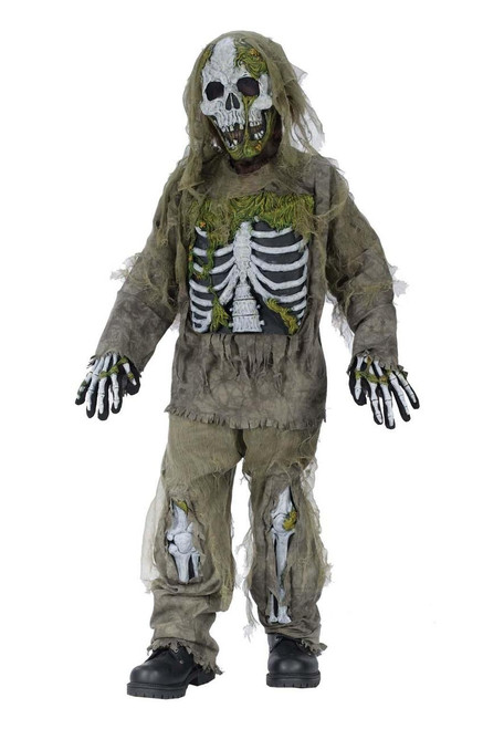 Zombie Costumes For Kids And Teens