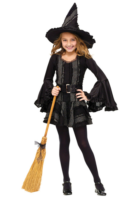 dbaea140d Witch Costumes for Kids