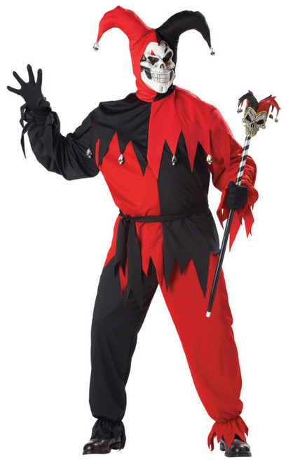 0145aad8a4e Clown Halloween Costumes for Adults