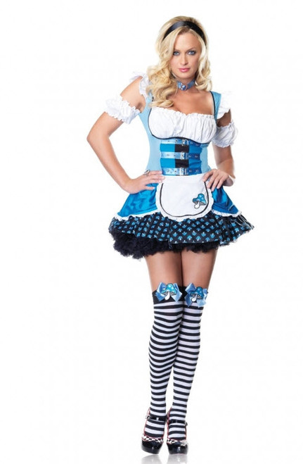 Alice In Wonderland Costumes And Accessories