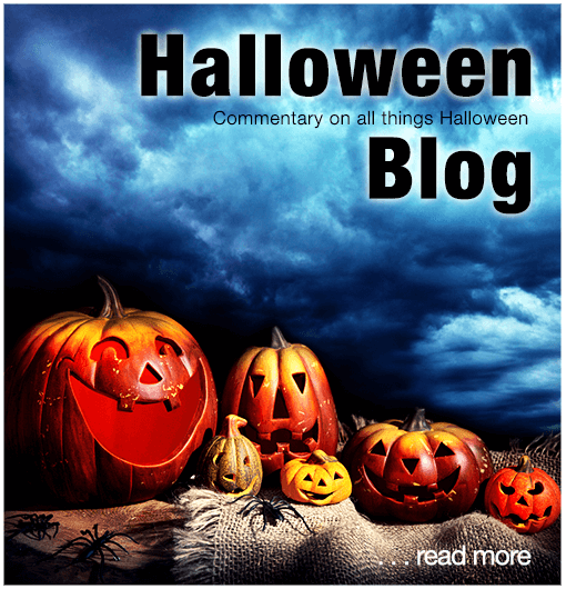 Blog:  Commentary on All Things Halloween
