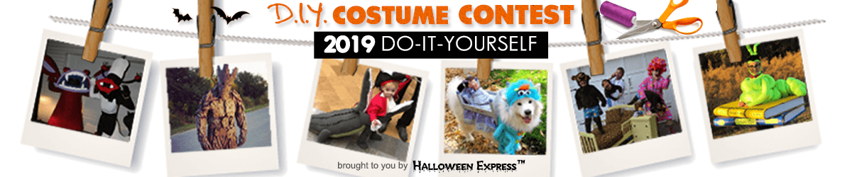 2019 DIY Costume Contest