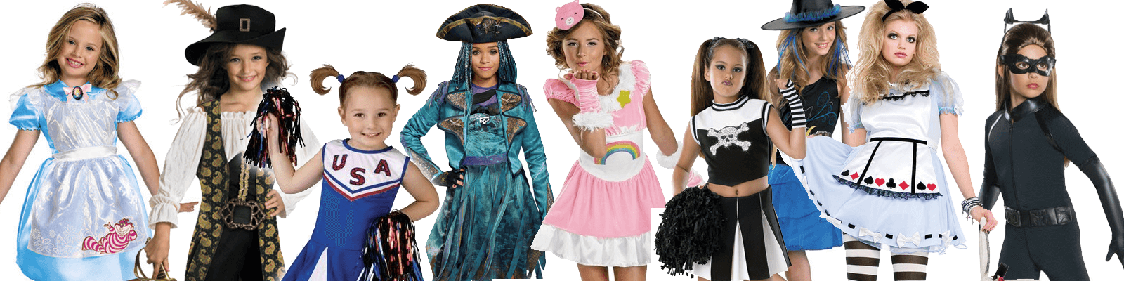 6b88f587329 Girls Halloween Costumes - 2019's Best Girls Costumes for Halloween ...