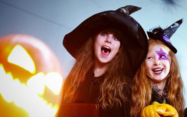 Halloween and Witches