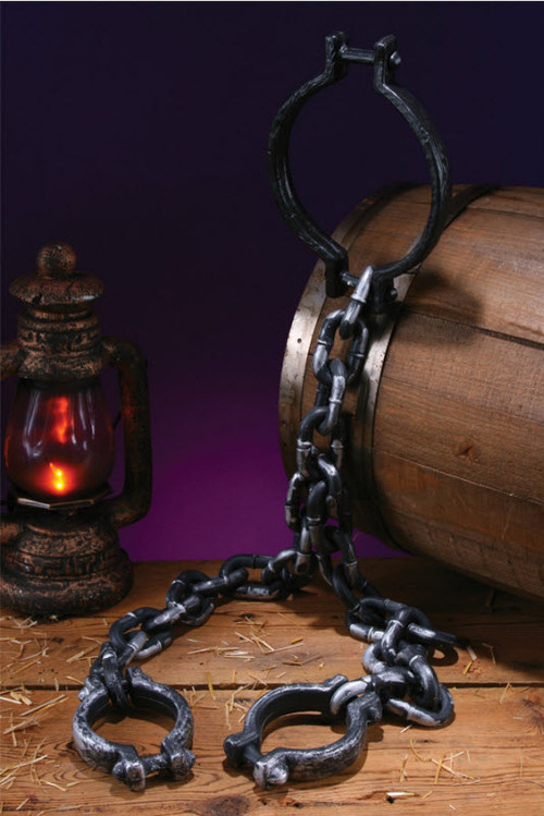 Shackles And Chains Halloween Express