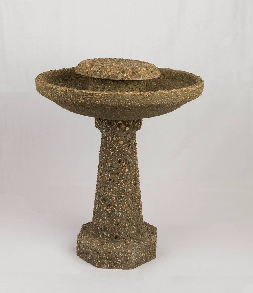 Jr. Bird Bath Fountain